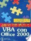 libro Vba Con Office 2000