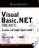 libro Visual Basic.net (vb.net)   Programe Con Visual Studio 2008