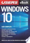 libro Windows 10   La Guía Completa
