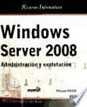 libro Windows Server 2008