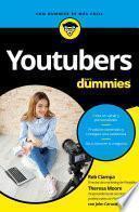 libro Youtubers Para Dummies