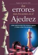 libro Errores En El Ajedrez