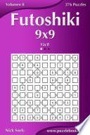 libro Futoshiki 9x9   Fácil   Volumen 8   276 Puzzles