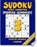 libro Sudoku Para Expertos