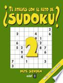 libro ¿te Atreves Con El Reto Sudoku?