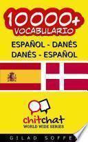libro 10000+ Español   Danés Danés   Español Vocabulario