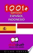 libro 1001+ Ejercicios Español   Indonesio