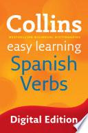 libro Easy Learning Spanish Verbs (collins Easy Learning Spanish)