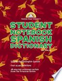 libro Random House Webster S Student Notebook Spanish Dictionary, Second Edition   Boy