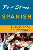 libro Rick Steves  Spanish Phrase Book And Dictionary