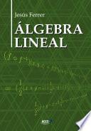 libro Álgebra Lineal