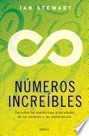 libro Números Increíbles (edición Mexicana)