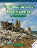 libro Una Montaña De Basura (a Mountain Of Trash)