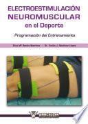 libro Electroestimulación Neuromuscular En El Deporte
