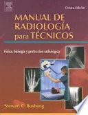 libro Manual De Radiología Para Técnicos
