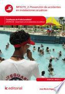 libro Prevención De Accidentes En Instalaciones Acuáticas. Afdp0109