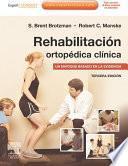 libro Rehabilitación Ortopédica Clínica + Expertconsult