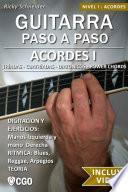 libro Acordes, Guitarra Paso A Paso