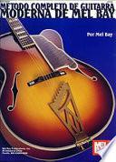 libro Complete Method For Modern Guitar