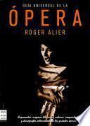 libro Guía Universal De La ópera