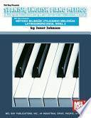 libro Piano Method Level 2