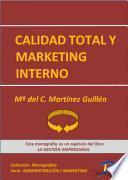 libro Calidad Total Y Marketin Interno