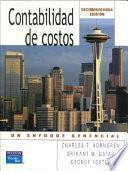 libro Contabilidad De Costos