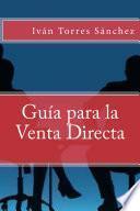 libro Guía Para La Venta Directa