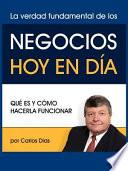 libro La Verdad Fundamental De Los Negocios Hoy En Dia