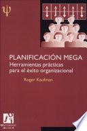 libro Planificación Mega