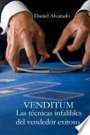libro Venditum. Las Técnicas Infalibles Del Vendedor Exitoso.