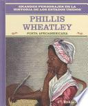 libro Phillis Wheatley