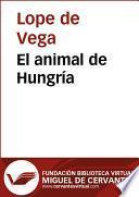 libro El Animal De Hungría