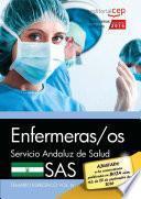 libro Enfermeras/os. Servicio Andaluz De Salud (sas). Temario Específico. Vol. Iv
