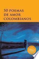 libro 50 Poemas De Amor Colombianos