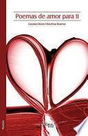 libro Poemas De Amor Para Ti