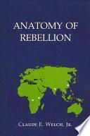 libro Anatomy Of Rebellion