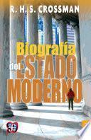 libro Biografía Del Estado Moderno