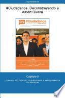 libro Capítulo 5 De #ciudadanos. ¿quién Vota A Ciudadanos?: Un Análisis Desde La...