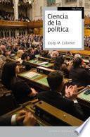 libro Ciencia De La Política