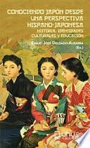 libro Conociendo JapÓn Desde Una Perspectiva Hispano Japonesa