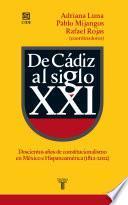 libro De Cádiz Al Siglo Xxi