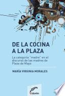 libro De La Cocina A La Plaza