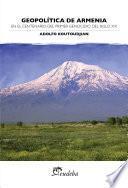 libro Geopolítica De Armenia