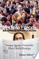 libro Identidad Y Opción