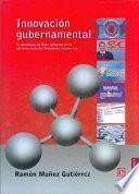 libro Innovación Gubernamental