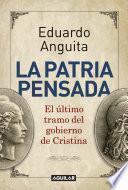 libro La Patria Pensada