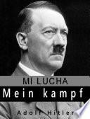 libro Mein Kampf