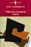 libro Política Para Una Izquierda Racional