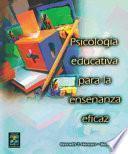 libro Psicología Educativa Para La Enseñanza Eficaz